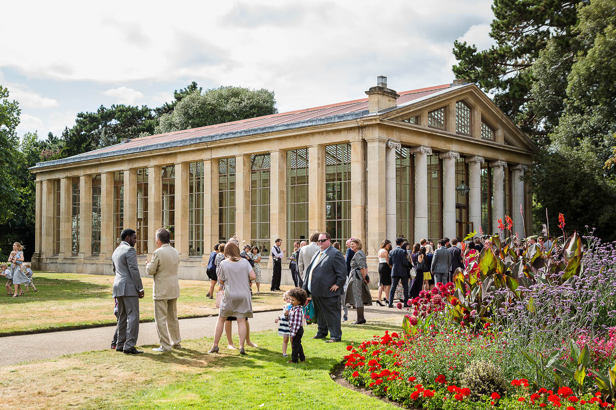 Wedding Kew Gardens 31