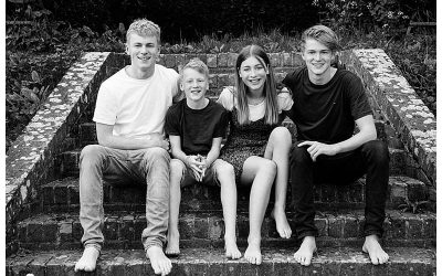West London Family Photographer on location in Hampshire
