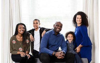 West London Family Photoshoot