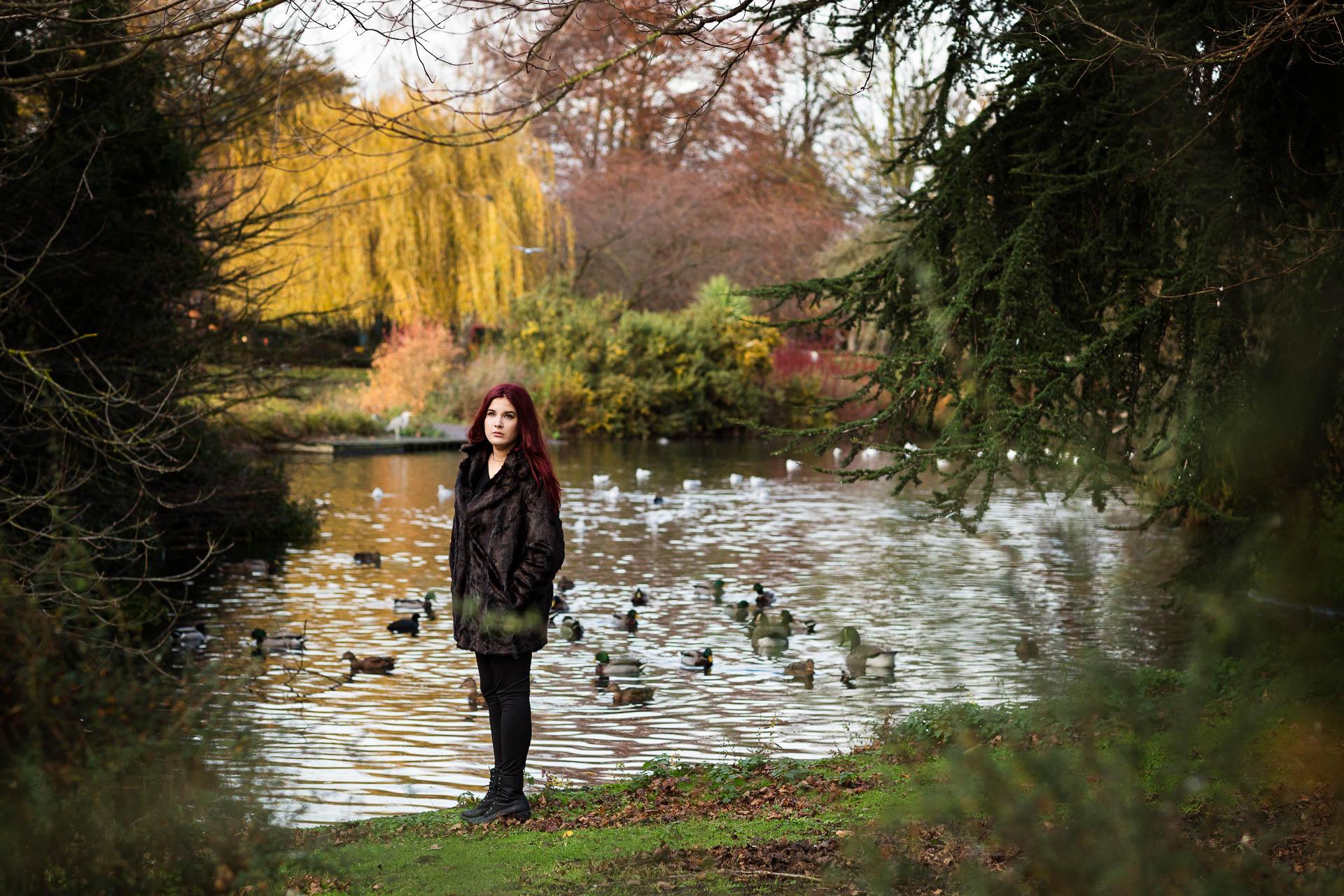 london portrait photographer half term children