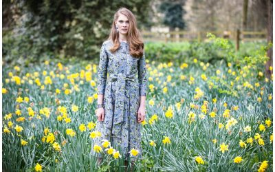 SPRING PHOTO SHOOT | HOLLAND PARK LONDON