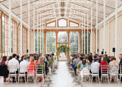 Wedding Kew Gardens 34