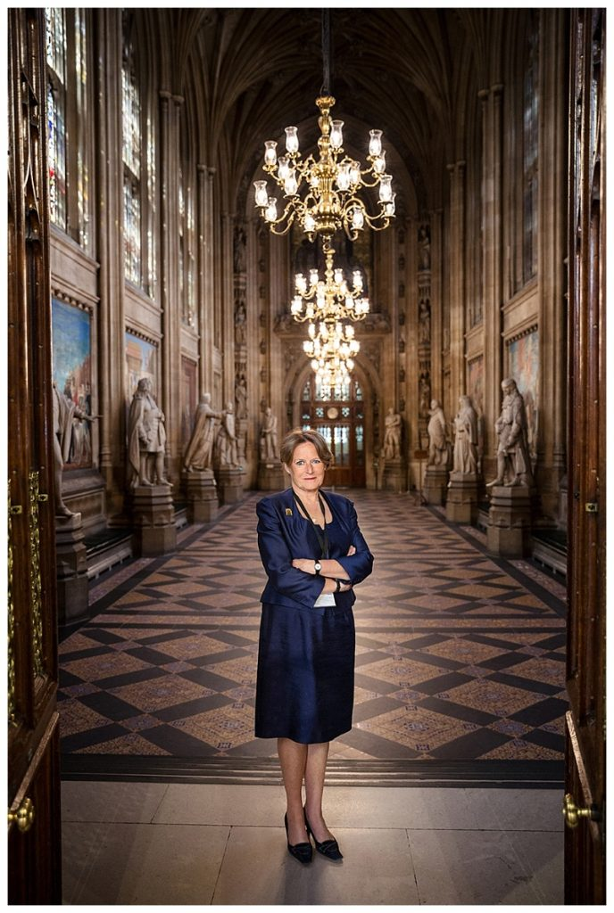 London Portrait Shoot at The Houses of Parliament