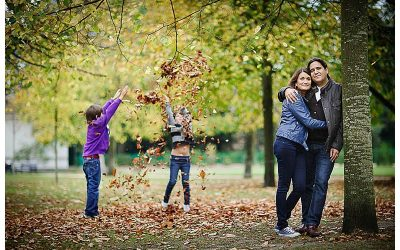 Half Term London Family Photoshoot