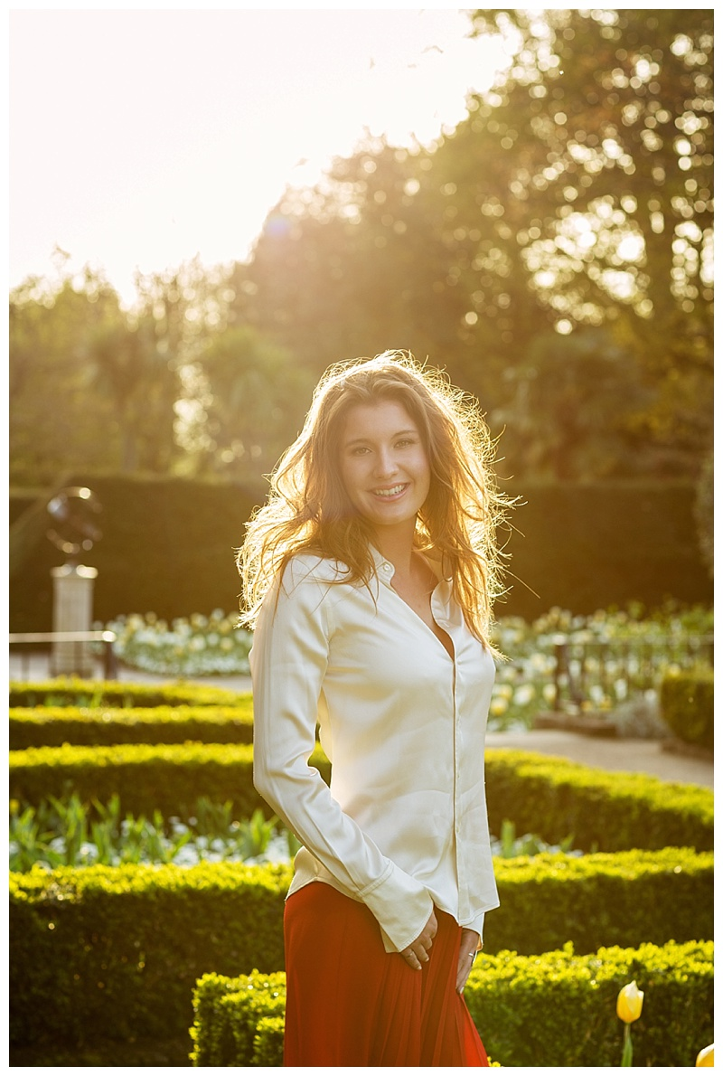 Portrait Photography London Jess Holland Park