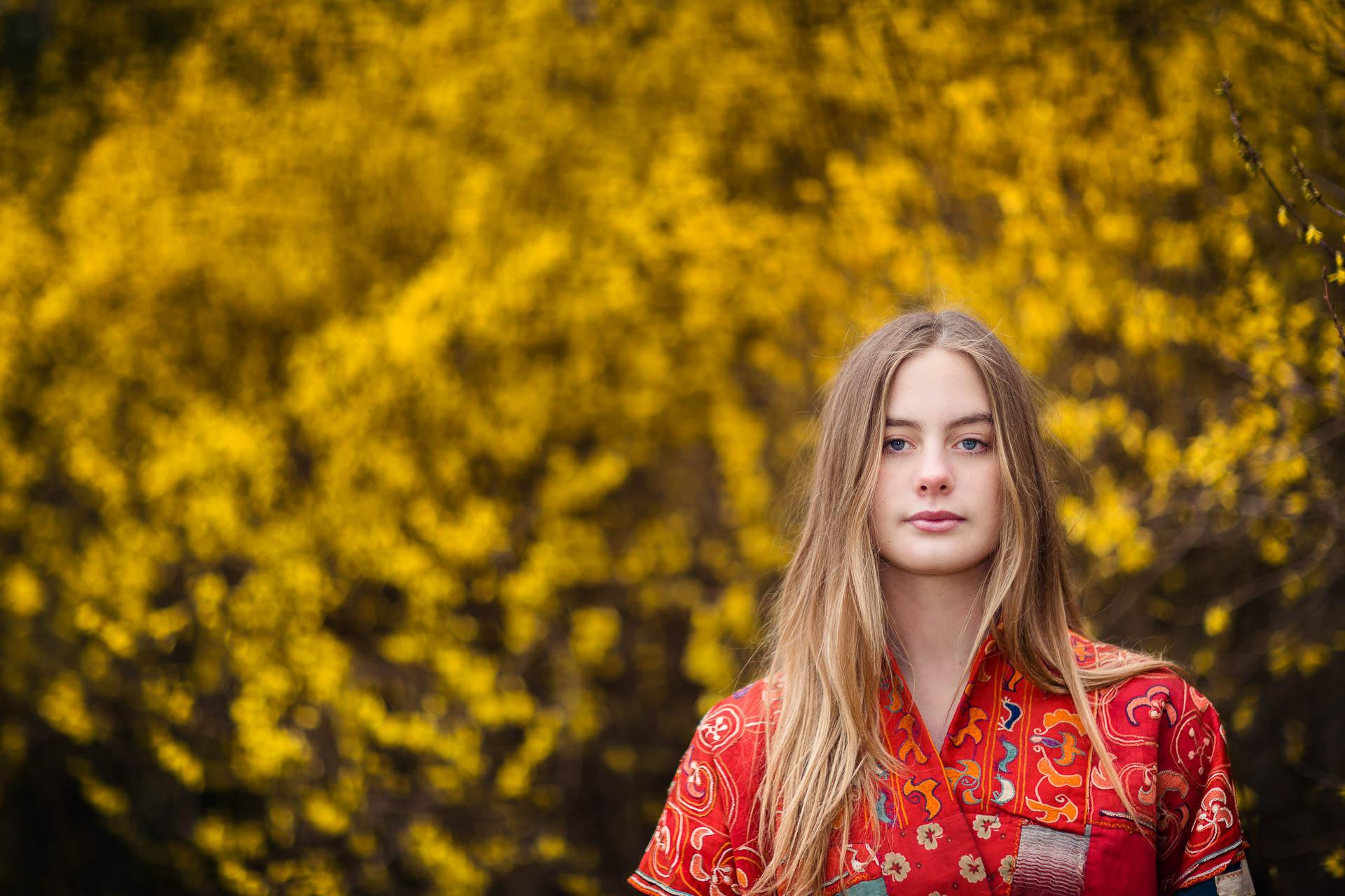 london portrait photographer outdoor portrait photoshoot