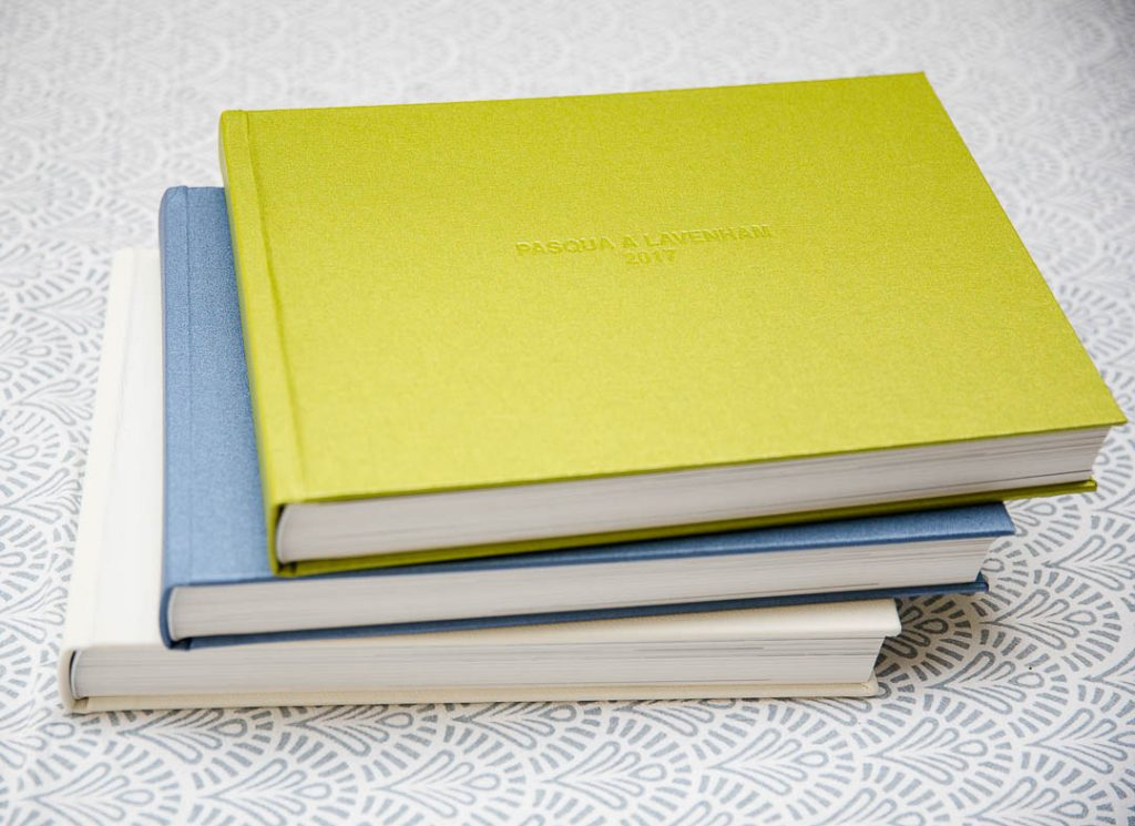 bespoke handmade Queensberry Album