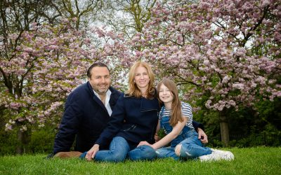West London Family Portrait Photography